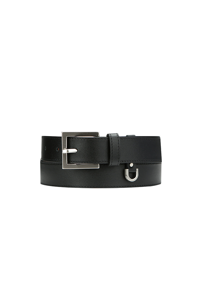 Double-Side Belt_ Black&Brown